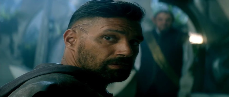 Crixus the Undefeated Deathstroke