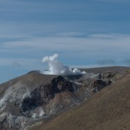 Fire and Ice on the Tongariro Alpine Crossing