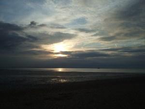 Great Gordino birthday sunset stroll