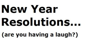 """New Year Resolutions"""