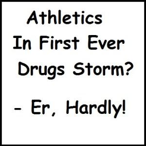 """Gordon Bryan"" ""athletics"""