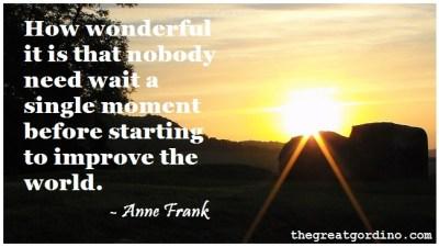 """Anne Frank"","
