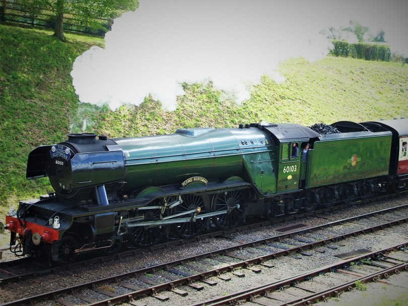 """The Flying Scotsman"","