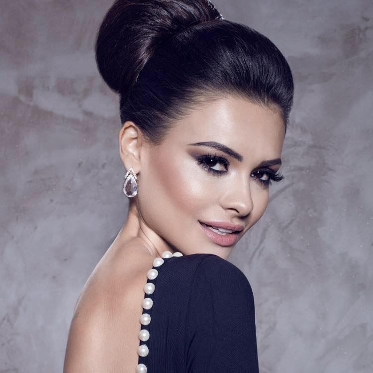 Beatrice Fontoura is Miss Brazil World 2016