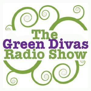 Green Divas Radio Show logo