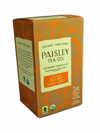 Paisley earl grey tea box image
