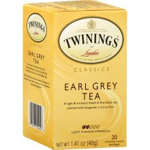 twinings earl grey tea box image