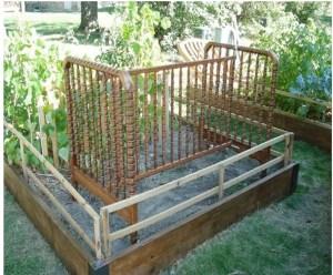 Crib trellis