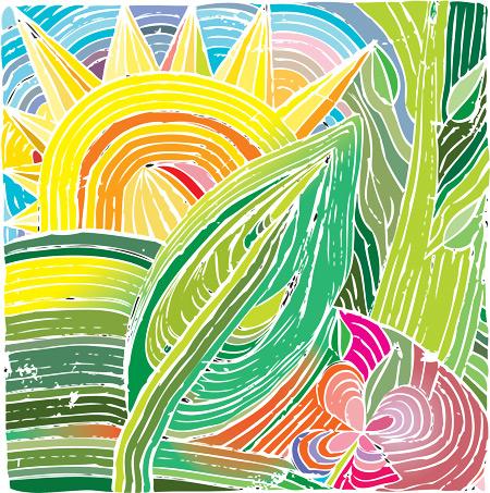 green diva summer image