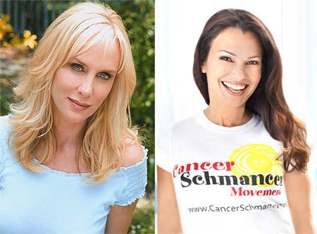 Rachelle Carson Begley & Fran Drescher