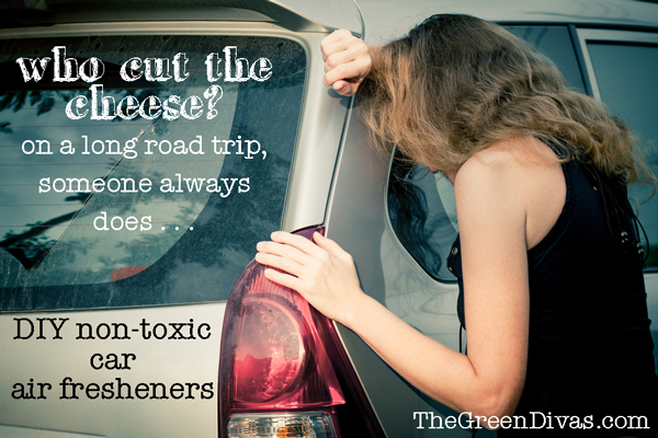 diy non-toxic car air freshener post image