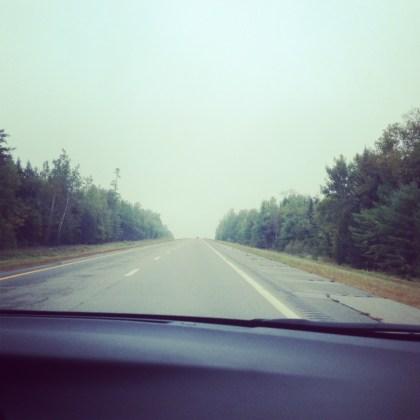 maine highway