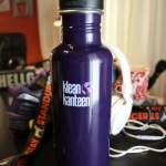 GD Meg's Klean Kanteen bottle