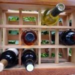 Think Eco2 wine rack