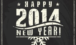 happy new year 2014 from the green divas image