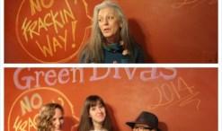 Deb Thomas and the Green Divas @ the Green Diva Studio