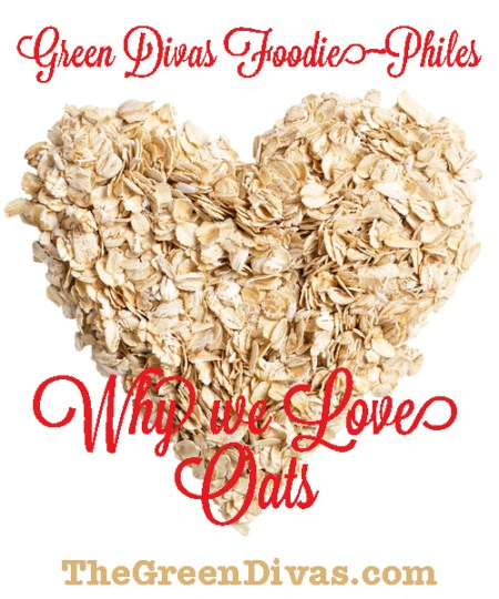 Green Diva Foodie-Phile: Oats image