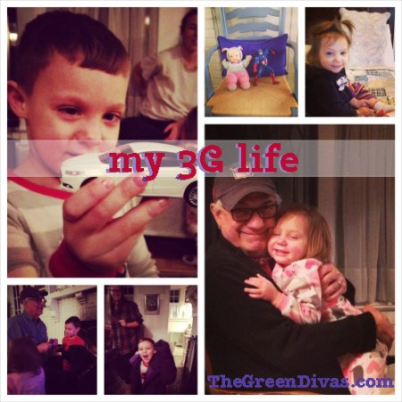 green diva meg's multi-generational living image