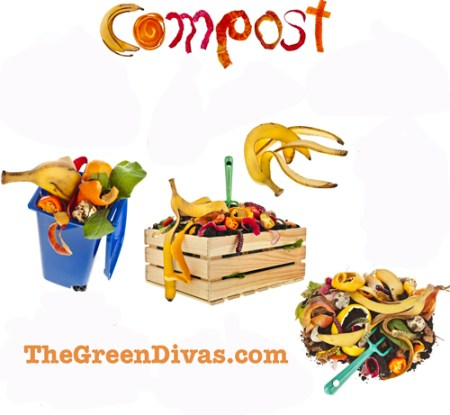 green divas foodie-philes about kitchen composting