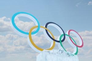 green divas olympic symbol