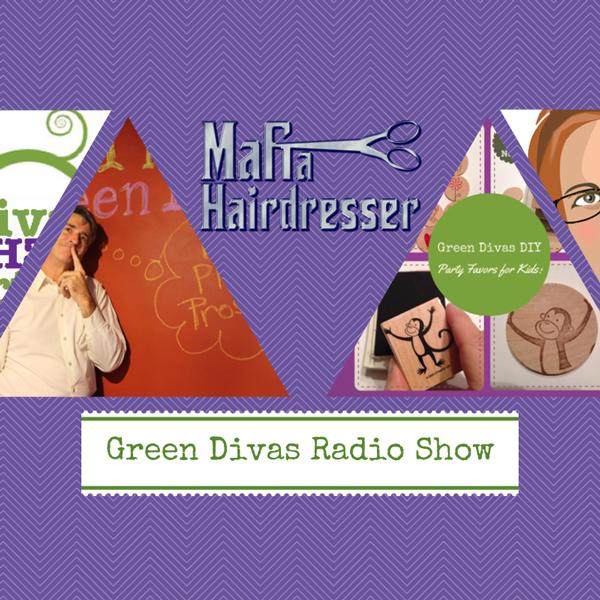 green divas radio show post for 3.14.14 show