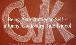GVK: storytelling video about being your authentic self