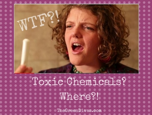 toxic chemicals in feminine care products