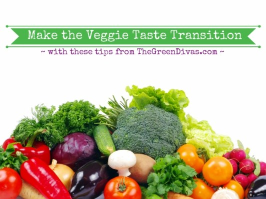 veggies transition
