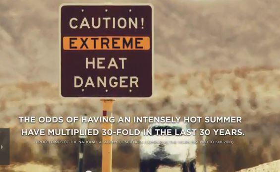 hot summer odds