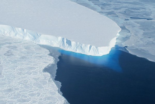 sea level rise antarctica