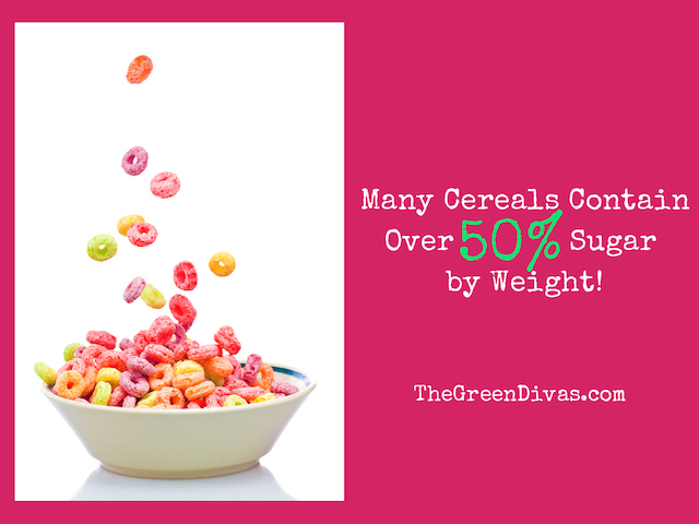 cereal killer image on the green divas
