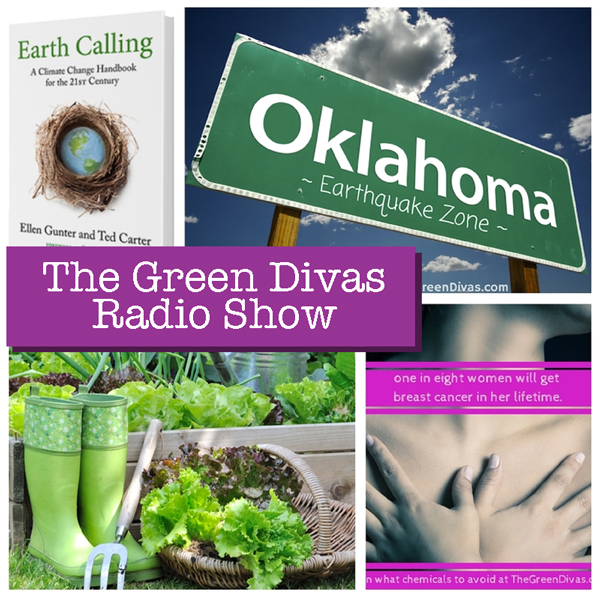 Green Divas Radio Show collage image