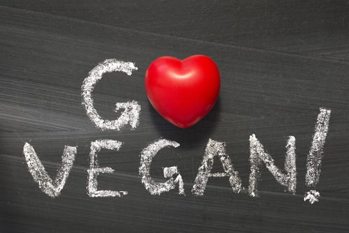 go vegan meatless monday