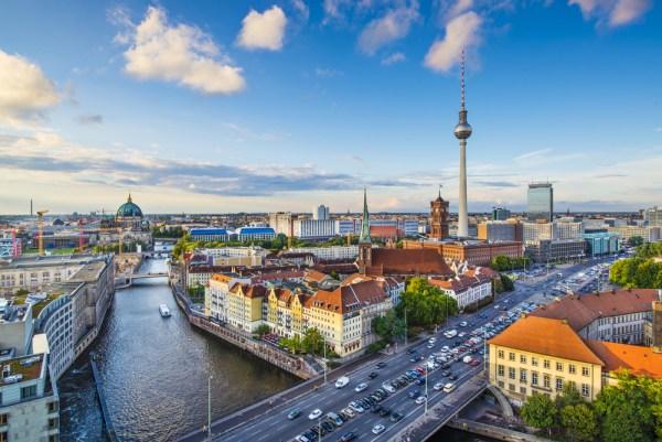 berlin green cities