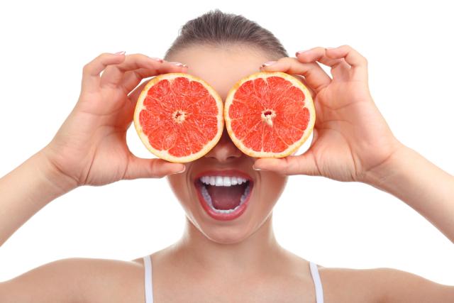 grapefruit meatless mondays