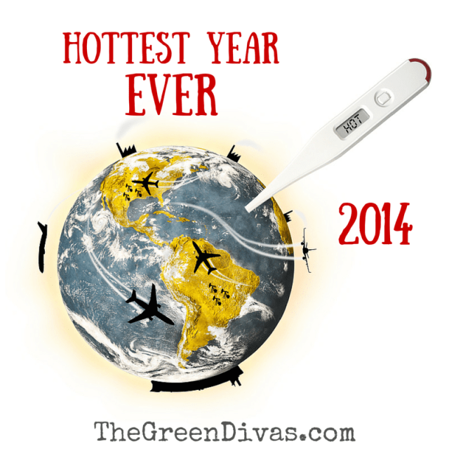 Climate news: 2014 was the hottest year ever