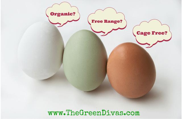 eggs organic cage free free range
