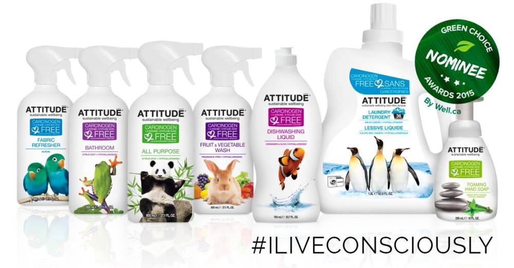 clean attitude products