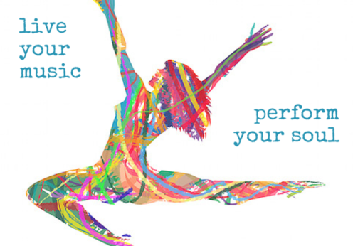GVK: live your music \ dancer