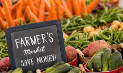 7 tips for saving money at the farmers market
