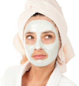 natural face mask green diva