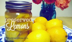 preserved lemon meme on the green divas