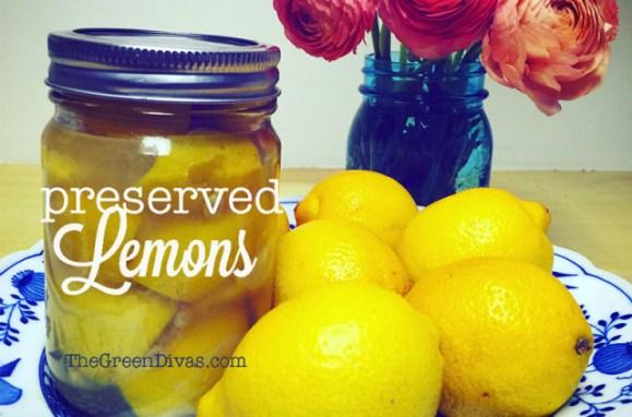 preserved lemon meme on the green divas