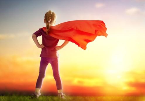 hero girl for awakening stories post on the green divas