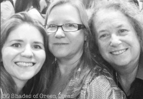 3 GD Amigas for the 50 Shades of Green Divas Radio Show