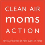 clean air moms action logo