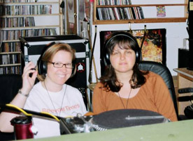 Green Divas on the Internet Airwaves