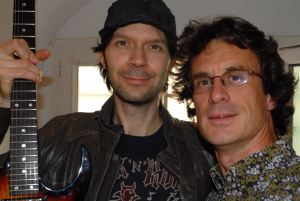 Paul Gilbert interview (@PaulGilbertRock)