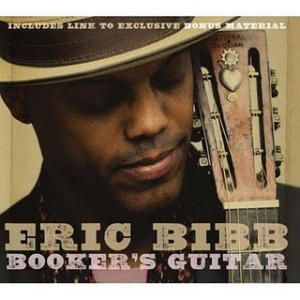 Discovery Interview: @EricBibb plays Booker's guitar