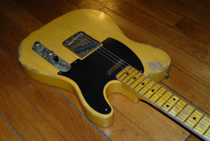 The Rittenhouse Telecaster story - Part 5 (@AbeRittenhouse)